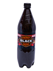 Напій енергетичний Black 1л пет