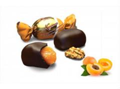 Цукерки Злата курага  шоколад преміум
