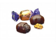 Цукерки Злата чорнослив  шоколад преміум