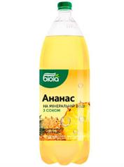 Вода Біола 1.25л смак ананасу