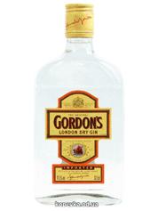 Джин Гордонс 0.375л