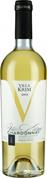 Вино Вілла Крим 0.75л шардоне біле сухе