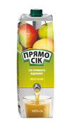 Сік Прямосік 0.95л яблучний square