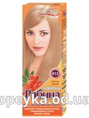 Фарба д.волосся Екмі-колор горобина №012 світло-русявій