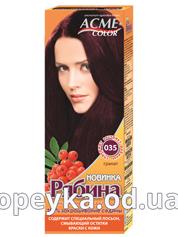 Фарба д.волосся Екмі-колор горобина №035 гранат