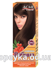 Фарба д.волосся Екмі-колор горобина №042 каштановий