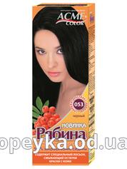 Фарба д.волосся Екмі-колор горобина №053 чорний
