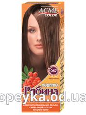 Фарба д.волосся Екмі-колор горобина №067капучіно