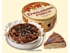 Торт Рошен 850г грильяж