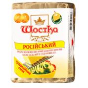 Сир пл. Шостка 90г російський