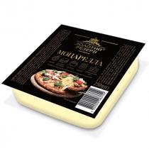 Сир Золотий резерв 250г 45% мацарелла чеддеризований