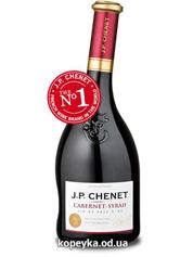 Вино JP Chenet 0.75л сadernet syrah сухе