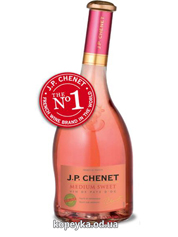 Вино JP Chenet 0.75л rose medium sweet рожеве н.сол.