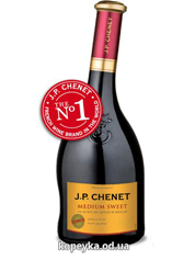 Вино JP Chenet 0.75л rouge medium sweet червоне н.сол