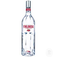 Горілка Фінляндія 0.5л журавлина червона