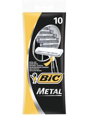 Бритва Bic металеве покриття 5шт                   601