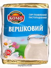 Сир пл. Комо 90г вершковий 55%