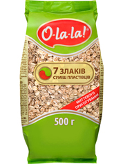 Суміш O-La-La 500г 7 злаків