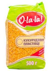 Пластівці O-La-La 500г кукурудзяні