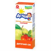 Сiк Агуша 200мл яблуко шипшина т.п