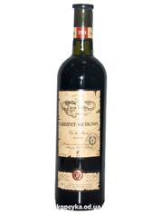 Вино Casa Veche 0.75л каберне совіньон сухе червоне