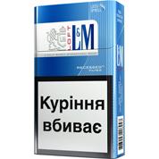Сигарети L  M  loft blue 1п