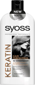 Бальзам Syoss 500мл keratin hair perfection