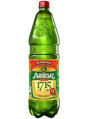 Пиво Львівське 1.2л 1715