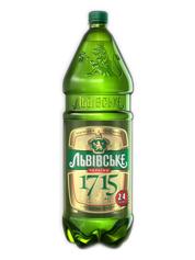 Пиво Львівське 2.4л 1715