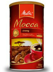 Кава Melitta 500г мокка мелена ж.б