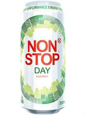 Напій енергетичний Non Stop day 0.5л ж.б