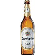 Пиво Krombacher (Кромбахер) 0.5л пшеничне