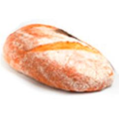 Хліб 3-ої ХЗ 500г колосок солодовий