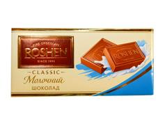 Шоколад Рошен 90г молочний ВКФ