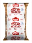 Молоко Ферма 900г 3,2%  ультрапастеризоване тф
