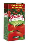 Сік Соковита 1.93л томат