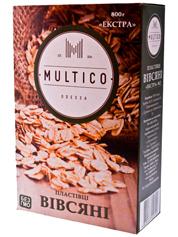 Пластівці Multico 700г вівсяні