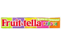 Цукерки Fruit - tella 42.5г веселка