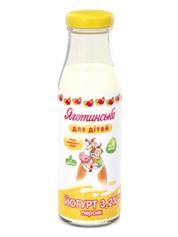 Йогурт Яготинське 0.2л 2.5% персик
