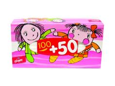 Хустинкою  Happy bella bady 150шт  0905