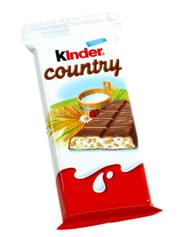 Шоколад Кіндер злаки Т4 * 20