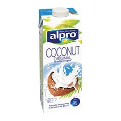 Напій соєвий  Альпро 1л кокос рис
