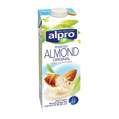 Напій соєвий Альпро 1л мiгдаль