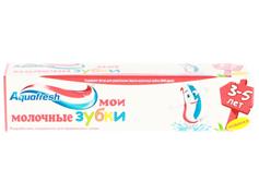 З.п.  Аква фреш 50 мл дитяча мої молочні зубки