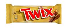 Шоколадний батон Твікс 50г 5х32