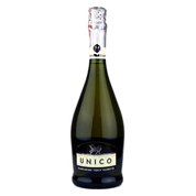Шампанське Unico 0,75л п.сух.