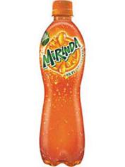 Вода Мірінда 0.5л апельсин