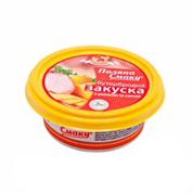 Закуска Поляна Смаку 100г шинка сир