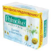 Мило Палмолив 4*90г натурель баланс та м`якість