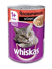 Корм Віскас 400г яловичина